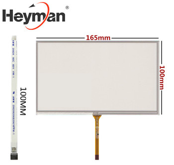 Heyman 7 inch AT070TN92 AT070TN90 AT070TN93 AT070TN94 HSD070IDW1-D00 A20 A21 Rezistență ecran touch screen panel transport gratuit