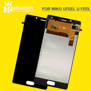 Pentru Wiko UFeel U Simti Plin LCD Display Digitizer Touch Screen Monitor Senzor de Asamblare