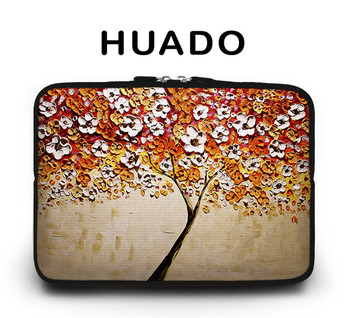 Personalizat geanta de Laptop Linie maneca husă pentru ipad/macbook air/pro/lenovo/hp 10 11 12 13 14 15 15.6 17inch