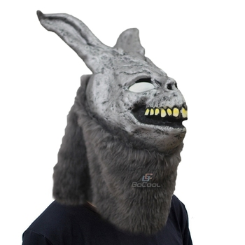 Scary Halloween Masca Donnie Darko Frank Iepuras Masca Latex Cosplay Costum Petrecere de Animale Masca