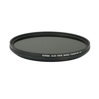 FOTGA Slim fader ND 77mm filtru variabil reglabil de densitate neutră ND2 la ND400 pentru DALR camera DVD DC